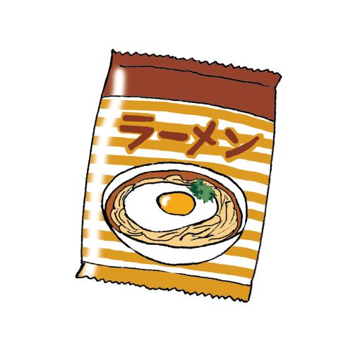 instant ramen