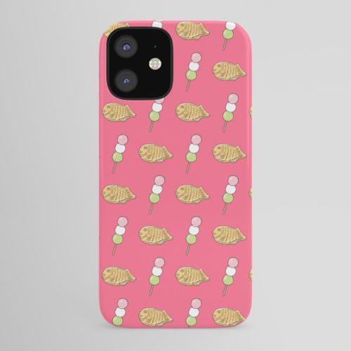 taiyaki dango phone case