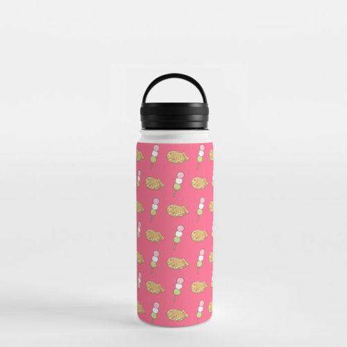 taiyaki dango water bottle